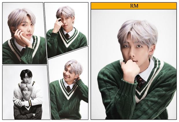 """Top 30 idol nam hot nhất hiện nay: Hạng 1 đúng là """"huyền thoại"""", G-Dragon đột phá ngoạn mục nhưng vẫn bị nam thần truyện tranh lấn át - Ảnh 7."""