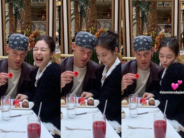 Lời khuyên thu hút 2 triệu likes của Jennie (BLACKPINK) hậu Valentine: Con gái hãy tự khiến mình hạnh phúc bằng… đồ ăn! - Ảnh 3.