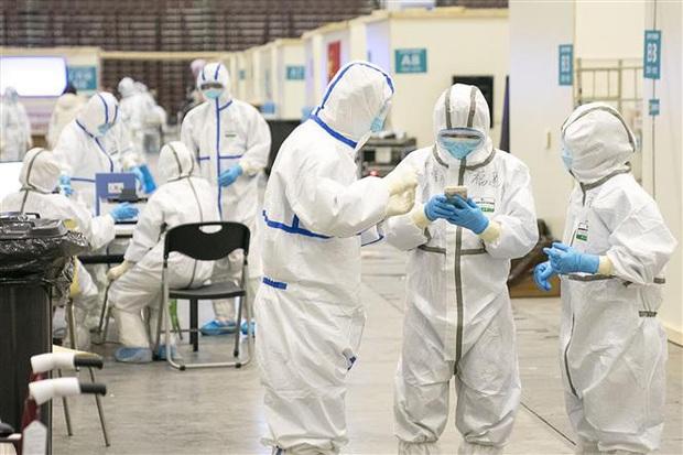 Tỉnh Hồ Bắc thông báo thêm 139 ca tử vong do COVID-19  - Ảnh 1.