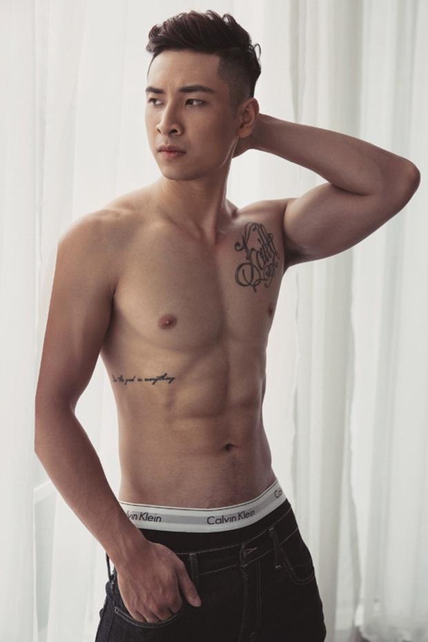 Mỹ nam Vietnams Next Top Model mắc bệnh nan y phải cạo sạch tóc vẫn giữ vững tinh thần lạc quan - Ảnh 1.