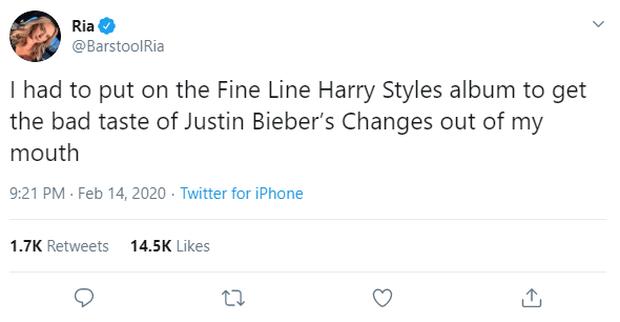 Thật đáng lo cho Justin Bieber: điểm phê bình chấm album mới thấp lè tè, bị tố đạo nhái, thậm chí còn đôi co kém sang với khán giả dám chê nhạc của mình! - Ảnh 4.