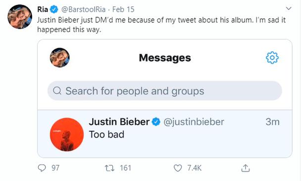 Thật đáng lo cho Justin Bieber: điểm phê bình chấm album mới thấp lè tè, bị tố đạo nhái, thậm chí còn đôi co kém sang với khán giả dám chê nhạc của mình! - Ảnh 5.