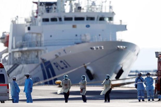 Du thuyền Diamond Princess: Xét nghiệm 1200 người có 355 ca nhiễm, tỉ lệ gần 30% chỉ từ 1 nguồn duy nhất - Tại sao cách ly rồi mà lây nhiễm nhiều như vậy? - Ảnh 6.