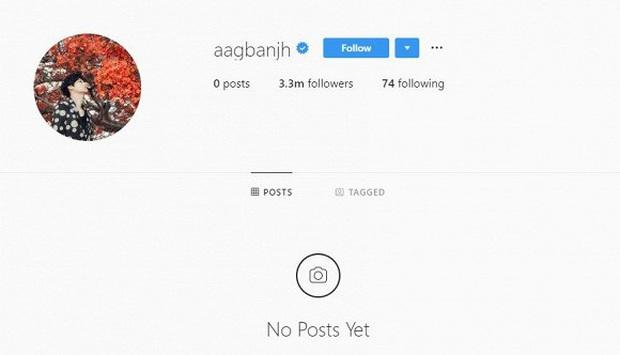 Hoang mang cực độ Ahn Jae Hyun đăng ảnh phờ phạc kèm lời nhắn lạ trên Instagram - Ảnh 2.