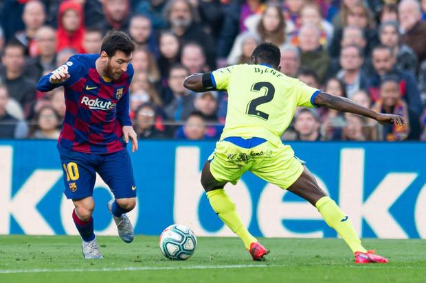 Đàn em đen đủi dính chấn thương toang luôn cả mùa giải, Messi cùng các đồng đội nghĩ ra cách động viên cực kỳ ấm lòng - Ảnh 10.