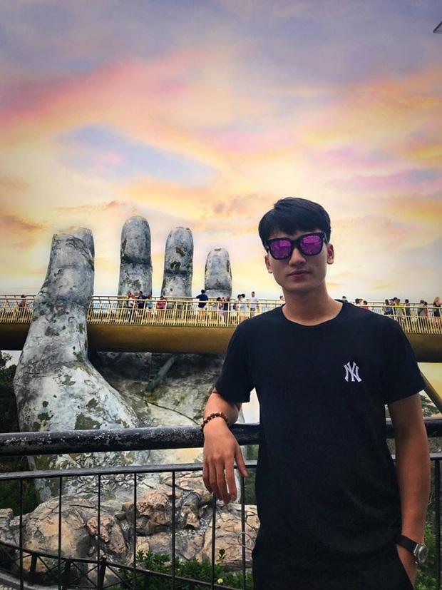 Hội chị em không thể bỏ qua nét điển trai như nam thần của thủ môn trẻ Dương Tùng Lâm - tân binh của CLB Sài Gòn FC - Ảnh 9.
