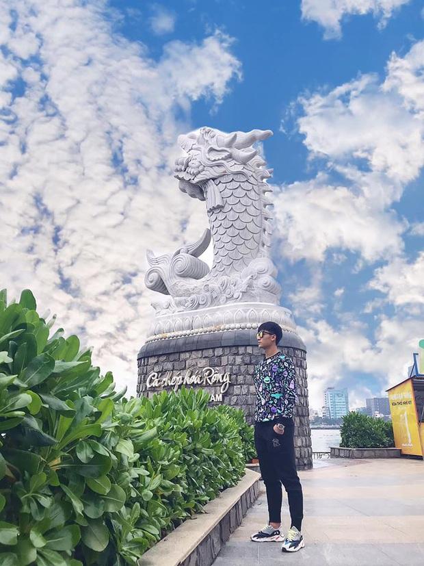 Hội chị em không thể bỏ qua nét điển trai như nam thần của thủ môn trẻ Dương Tùng Lâm - tân binh của CLB Sài Gòn FC - Ảnh 11.