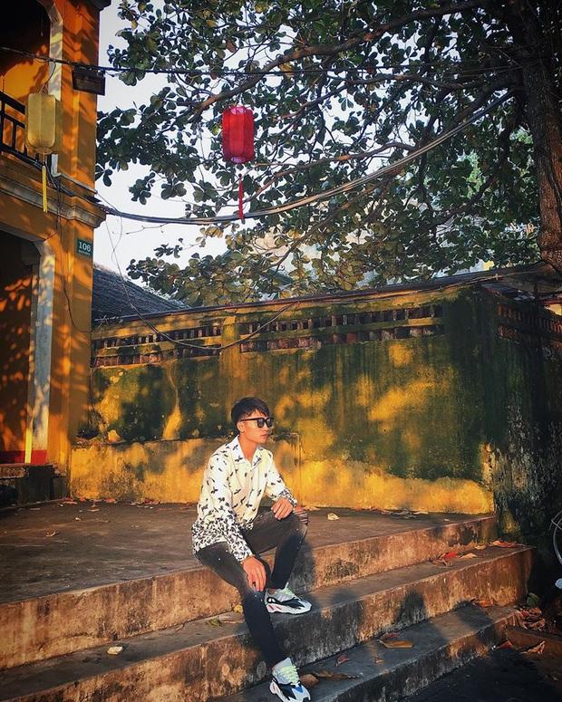 Hội chị em không thể bỏ qua nét điển trai như nam thần của thủ môn trẻ Dương Tùng Lâm - tân binh của CLB Sài Gòn FC - Ảnh 10.