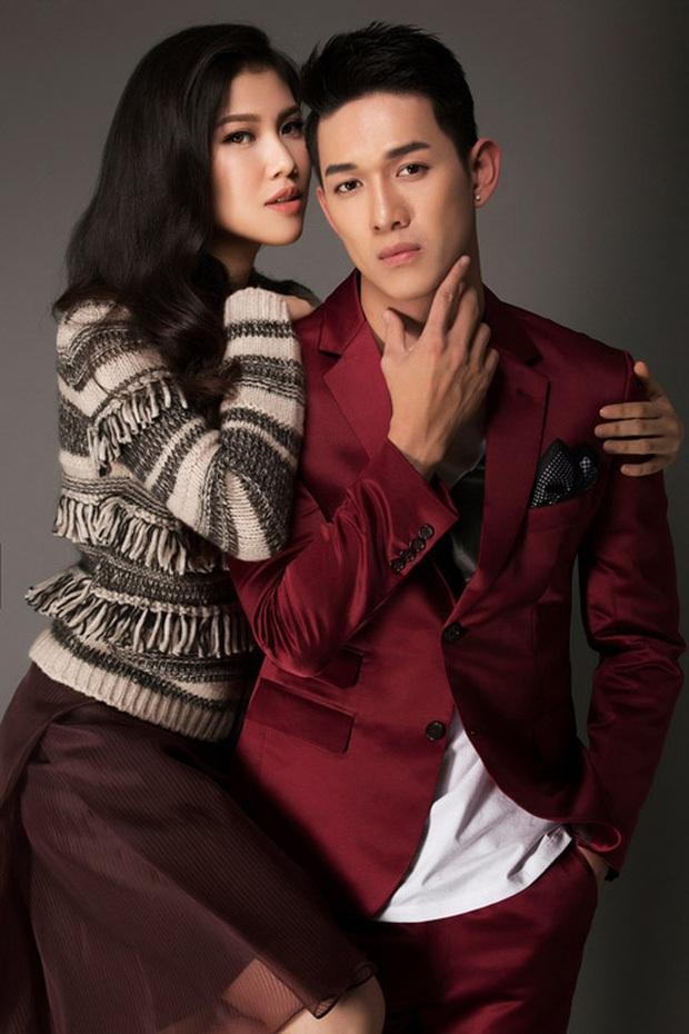 Frofile bạn gái Song Luân: Hoá ra là mỹ nhân từng hẹn hò Vĩnh Thuỵ, body đẹp miễn chê và chăm khoe đồ hiệu - Ảnh 2.