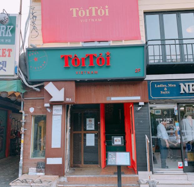 """Dân tình thích thú khi phát hiện ra một nhà hàng Việt Nam """"ẩn hiện"""" trong tập 6 Tầng Lớp Itaewon, nhưng không phải tình cờ mà """"có ý đồ"""" cả! - Ảnh 3."""