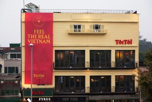 """Dân tình thích thú khi phát hiện ra một nhà hàng Việt Nam """"ẩn hiện"""" trong tập 6 Tầng Lớp Itaewon, nhưng không phải tình cờ mà """"có ý đồ"""" cả! - Ảnh 4."""