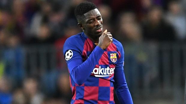 Đàn em đen đủi dính chấn thương toang luôn cả mùa giải, Messi cùng các đồng đội nghĩ ra cách động viên cực kỳ ấm lòng - Ảnh 4.