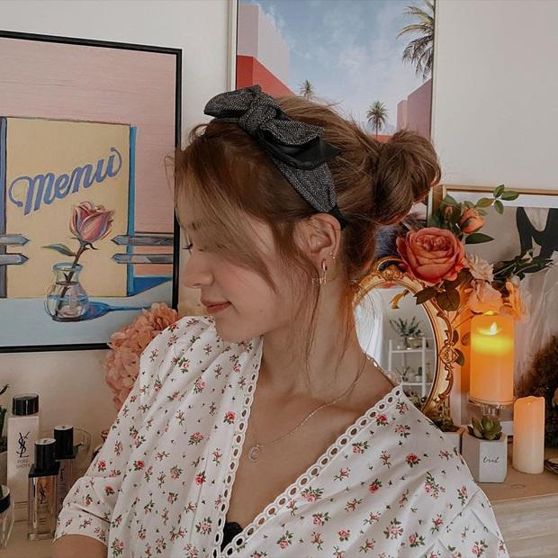 Ngắm Thanh Hằng diện bờm tóc quá sang - xịn - mịn, chị em sẽ muốn đu theo mốt phụ kiện này ngay lập tức - Ảnh 9.