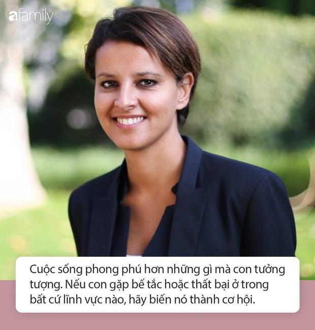 Hành trình từ cô bé nghèo ở vùng núi trở thành nữ Bộ trưởng Bộ Giáo dục Pháp đầy quyền lực: Tất cả nhờ vào sự giáo dưỡng nghiêm khắc của bố mẹ - Ảnh 3.