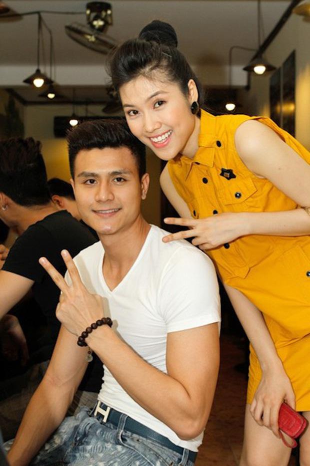 Frofile bạn gái Song Luân: Hoá ra là mỹ nhân từng hẹn hò Vĩnh Thuỵ, body đẹp miễn chê và chăm khoe đồ hiệu - Ảnh 12.