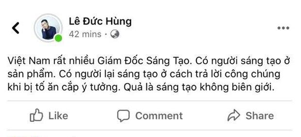 Giữa tâm bão đạo nhái, nhạc sĩ Mew Amazing công khai cà khịa cực gắt Denis Đặng! - Ảnh 1.