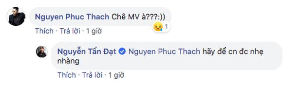 Nguyễn Trọng Tài Hongkong 1 bất ngờ bị đạo diễn MV bức xúc: Âm nhạc của em nó như chiều cao của em vậy, bớt ngôi sao nhé - Ảnh 5.