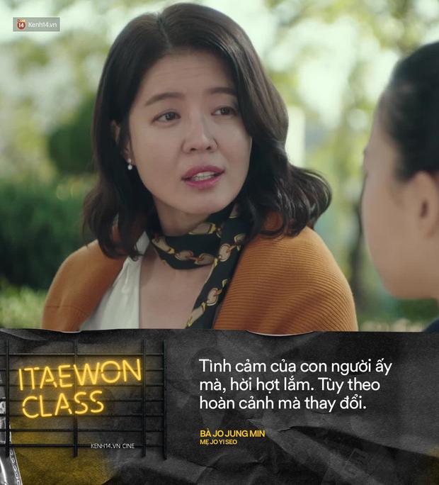 10 câu nói giúp bạn đổi đời từ Tầng Lớp Itaewon: Nghèo nàn, không được học hành, cũng không thể vì thế mà thành tội phạm - Ảnh 1.