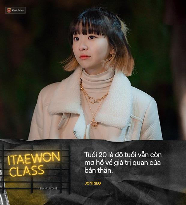 10 câu nói giúp bạn đổi đời từ Tầng Lớp Itaewon: Nghèo nàn, không được học hành, cũng không thể vì thế mà thành tội phạm - Ảnh 10.