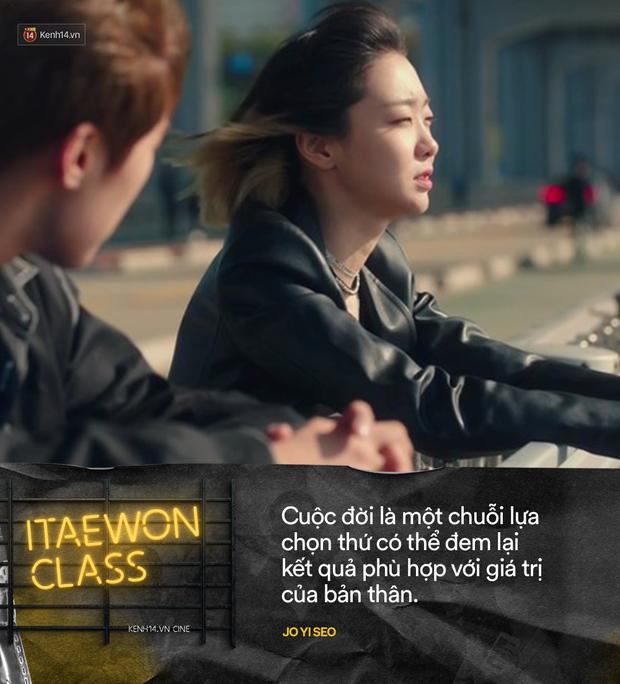 10 câu nói giúp bạn đổi đời từ Tầng Lớp Itaewon: Nghèo nàn, không được học hành, cũng không thể vì thế mà thành tội phạm - Ảnh 2.