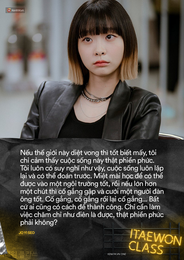 10 câu nói giúp bạn đổi đời từ Tầng Lớp Itaewon: Nghèo nàn, không được học hành, cũng không thể vì thế mà thành tội phạm - Ảnh 3.