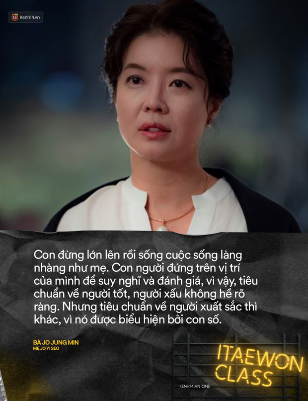 10 câu nói giúp bạn đổi đời từ Tầng Lớp Itaewon: Nghèo nàn, không được học hành, cũng không thể vì thế mà thành tội phạm - Ảnh 6.