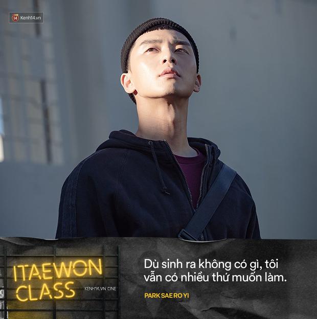 10 câu nói giúp bạn đổi đời từ Tầng Lớp Itaewon: Nghèo nàn, không được học hành, cũng không thể vì thế mà thành tội phạm - Ảnh 7.