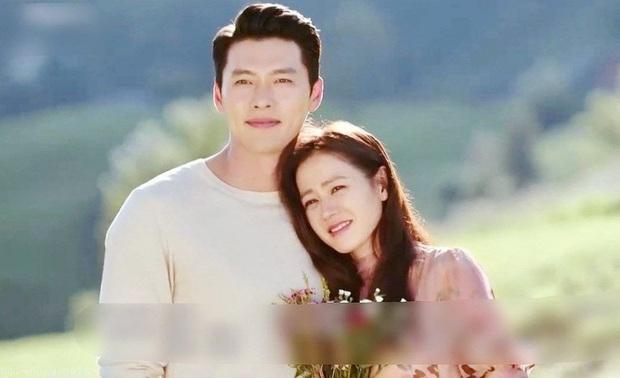 Ghép thử hình Hyun Bin và Son Ye Jin, ai ngờ fan phát hiện cặp đôi có tướng phu thê: Ảnh hồi bé còn gây choáng hơn! - Ảnh 8.