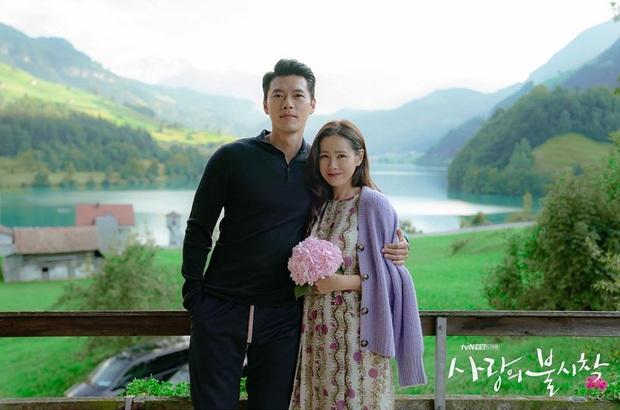 Nhìn qua thì đẹp, soi kỹ là chỉ muốn quỳ vì bộ ảnh của Hyun Bin - Son Ye Jin: Dây quần và lọ hoa, sao mà thấy tức á! - Ảnh 3.