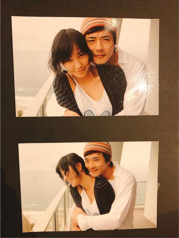 Rò rỉ bức ảnh ngàn năm có một thời mới hẹn hò của Kwon Sang Woo và vợ Hoa hậu: Bảo sao đến giờ vẫn viên mãn! - Ảnh 1.