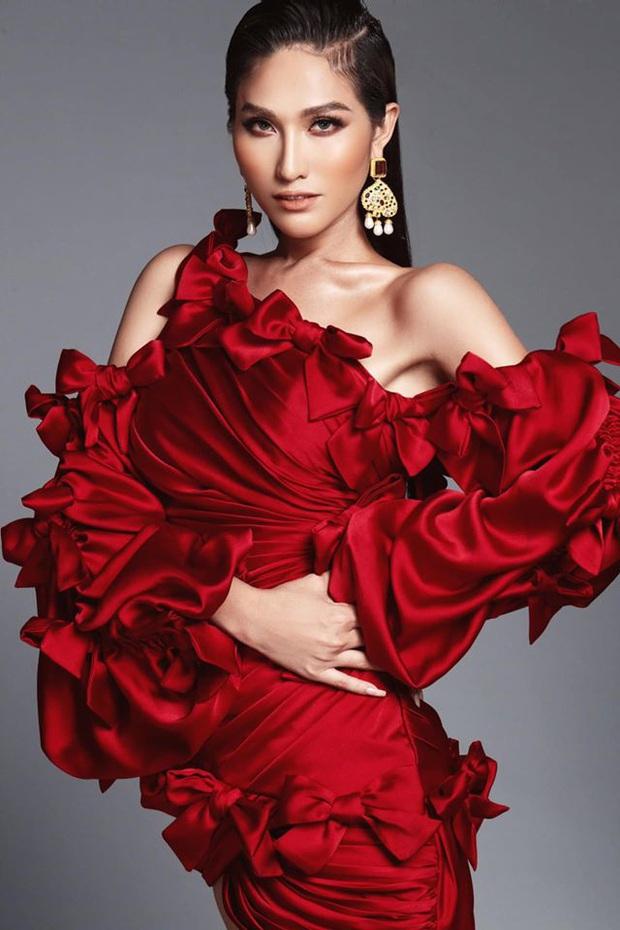 Hoài Sa từng bị Hương Giang loại thẳng tay trước khi đại diện Việt Nam tại Miss International Queen 2020 - Ảnh 1.