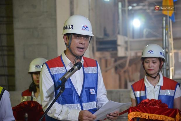 Metro Bến Thành - Suối Tiên chính thức được thông tuyến, chuyển sang giai đoạn lắp ráp - Ảnh 1.