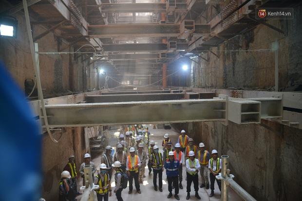 Metro Bến Thành - Suối Tiên chính thức được thông tuyến, chuyển sang giai đoạn lắp ráp - Ảnh 3.