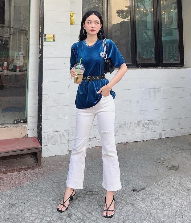 Street style hội sành mặc Instagram: Quần ống rộng càn quét mọi mặt trận, ai diện chân cũng dài đến nách - Ảnh 8.