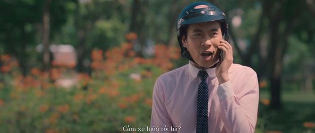 Vừa lên chức bố, Kiều Minh Tuấn đã bị vợ hờ Khả Như lừa mất xe xịn trong Nắng 3: Lời Hứa Của Cha - Ảnh 5.