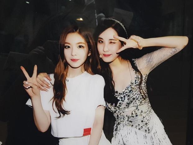 Khoảnh khắc gây lú của Seohyun và Irene: Giống tên, cùng tuổi và công ty, giờ không phân biệt nổi vì như sinh đôi - Ảnh 13.
