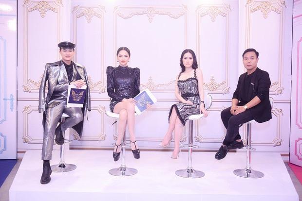 Hoài Sa từng bị Hương Giang loại thẳng tay trước khi đại diện Việt Nam tại Miss International Queen 2020 - Ảnh 3.