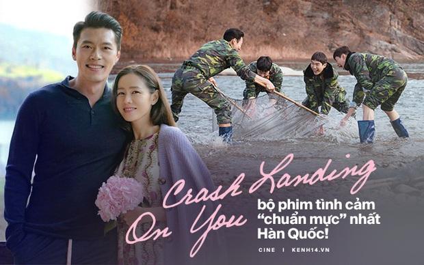 Crash Landing On You chính là bộ phim tâm lý tình cảm trọn vẹn nhất: Tất cả từ diễn viên, diễn xuất, kịch bản, đến âm nhạc đều đạt chuẩn mực Hàn Quốc! - Ảnh 1.
