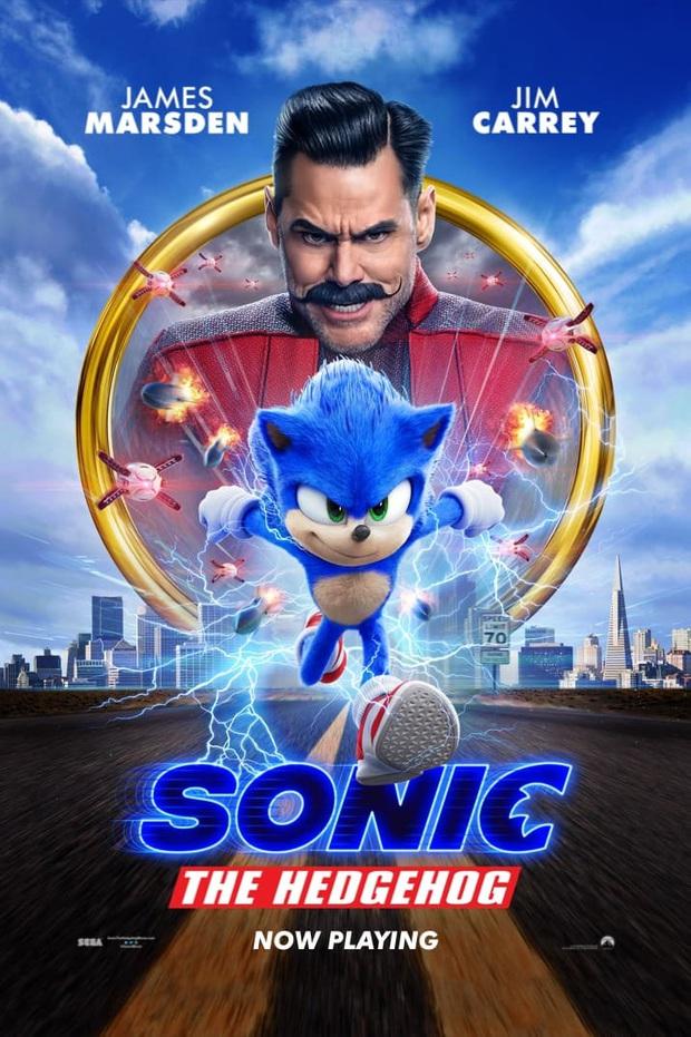Nhặt nhạnh loạt chi tiết ẩn trong Nhím Sonic: Cà khịa từ siêu anh hùng Marvel đến DC - Ảnh 1.