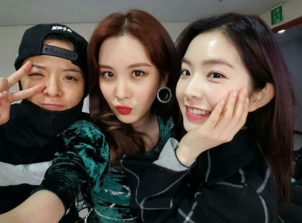 Khoảnh khắc gây lú của Seohyun và Irene: Giống tên, cùng tuổi và công ty, giờ không phân biệt nổi vì như sinh đôi - Ảnh 14.