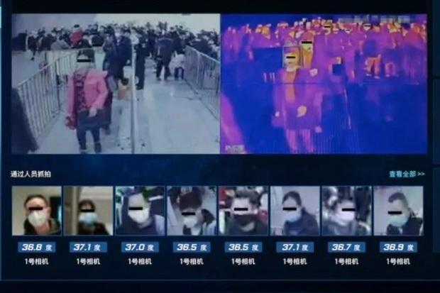 Đây là cách người dân Trung Quốc đối phó Covid-19 lợi dụng sức mạnh 4.0: Ứng dụng thông minh ngập tràn, tự động hỗ trợ hết sức - Ảnh 2.