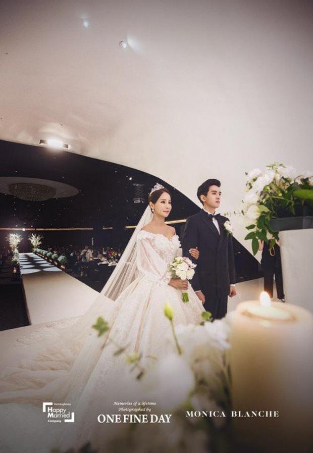 Kiên quyết lấy chồng kém 17 tuổi mặc chỉ trích, giờ Hoa hậu World Cup xứ Hàn rơi nước mắt vì không thể sinh con - Ảnh 3.