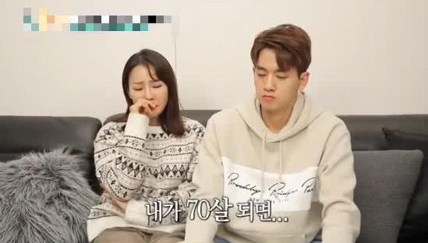 Kiên quyết lấy chồng kém 17 tuổi mặc chỉ trích, giờ Hoa hậu World Cup xứ Hàn rơi nước mắt vì không thể sinh con - Ảnh 4.