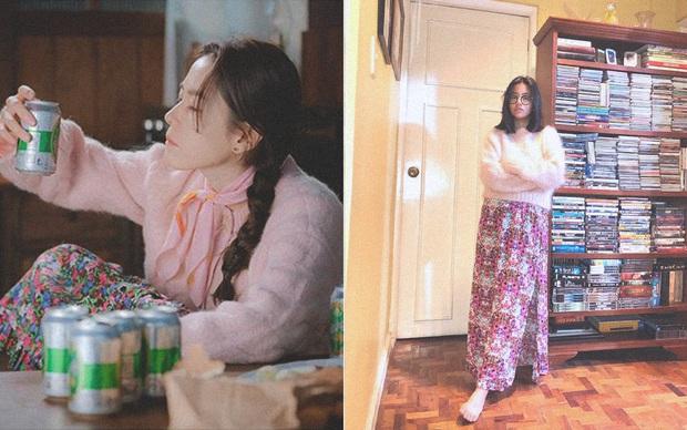 Đời không như mơ: Thử copy style của Son Ye Jin trong Crash Landing On You, nàng công sở nhận cái kết thắm đượm - Ảnh 2.