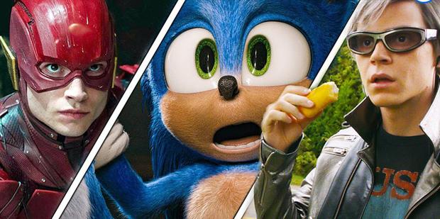Nhặt nhạnh loạt chi tiết ẩn trong Nhím Sonic: Cà khịa từ siêu anh hùng Marvel đến DC - Ảnh 3.