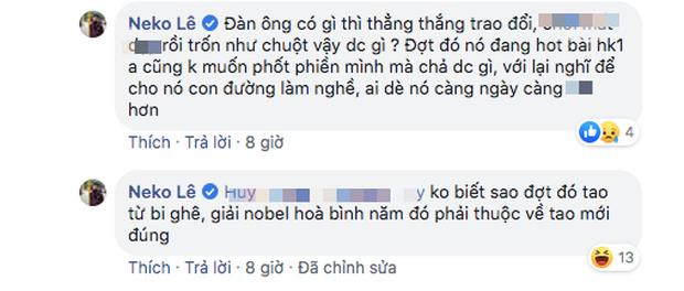 Nguyễn Trọng Tài tiếp tục bị đạo diễn MV parody triệu view bóc phốt cực gắt: Đàn ông trốn như chuột vậy được gì? - Ảnh 4.