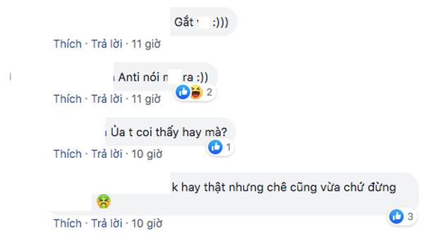 Fan Hương Giang khẩu chiến tưng bừng khi Sắc Đẹp Dối Trá bị chê bằng từ ngữ thô tục - Ảnh 6.