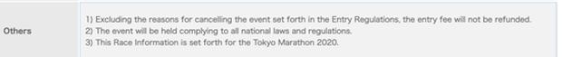 Giải marathon ở Nhật Bản bị hủy vì dịch bệnh virus corona, VĐV phẫn nộ vì không được trả lại tiền nhưng tất cả đều có lý do đằng sau  - Ảnh 2.