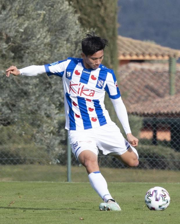 Văn Hậu giúp đội trẻ SC Heerenveen thắng trận thứ 3 liên tiếp, có cơ hội cạnh tranh danh hiệu đầu tiên tại Hà Lan - Ảnh 2.