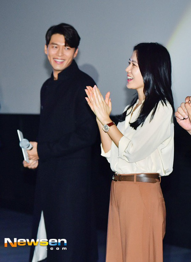 Mắc mệt những lần Hyun Bin và Son Ye Jin bị bắt tại trận mà cứ chối đây đẩy: Bạn bè có ai như này không? - Ảnh 22.